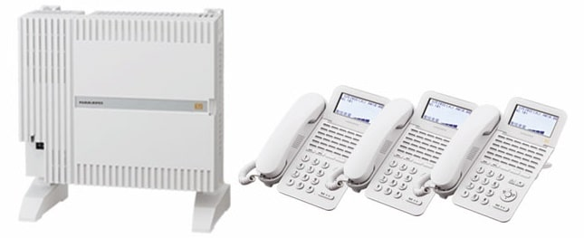 ビジネスフォン主装置